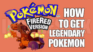 How to Legendary Pokemon in Pokemon Fire Red GBA4IOS iPhone