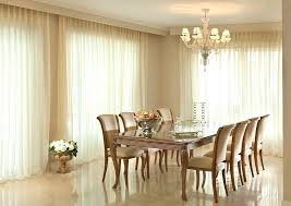 dining room curtain ideas photos bay window treatment kitchen