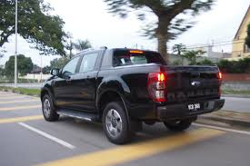 Ford Ranger 2WD Auto Makes The Best Sense Ever – Drive Safe And Fast