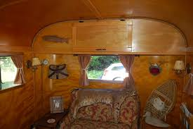 100 Hunting Travel Trailers Vintage Camper Interior Vintage Trailer Interiors From The