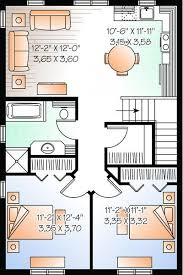 30x30 2 Bedroom Floor Plans by Best 25 Barn Apartment Plans Ideas On Pinterest Garage With