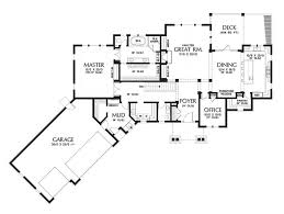 Craftsman Style House Plans Ranch by 123 Best House Plans Images On Pinterest Home Plans Mud Rooms