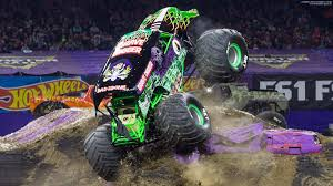 100 Monster Truck Show San Diego Jam Petco Park 26 January