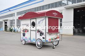 China New Pattern Electric Mobile Catering Truck Fashion Photos ...