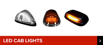 100 Truck Clearance Lights Cab Roof RECON Accessories