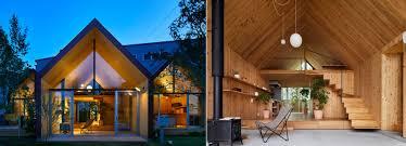100 Mt Architects Mount Fuji Architects Studio Uses CLT Wood For Prefab