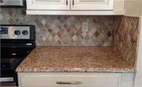 kitchen backsplash adhesive backsplash painted brick backsplash