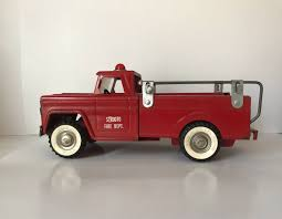 Excited To Share The Latest Addition To My #etsy Shop: Red Structo ... 1950s Structo Hydraulic Toy Dump Truck Vintage Light 992 Lot 569 Toys No7 City Of Toyland Pressed Steel Utility Farm White Colored Hard Plastic Lamb Accessory Corvantics Corvair95 Vintage Structo Toys Pressed Steel Truck And Trailer Model Antique Toy Livestock Vintage Metal Toy Wrecker Truck Oilgas Red Good Hilift High Lift Lever Action Blue And Yellow 1967 Turbine 331 Auto Transporter Wcars Ramp Colctibles Signs Gas Oil Soda