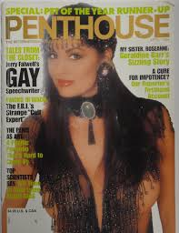 100 Penthouse Maga Leslie Glass Hand Signed Autographed Adult Zine April 1994