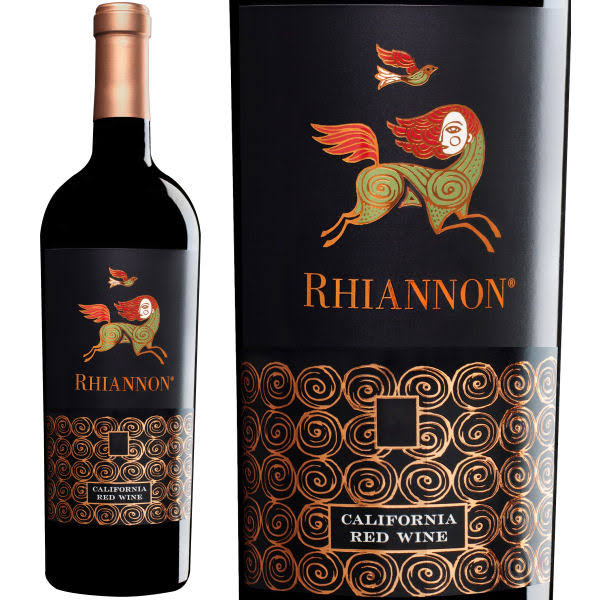 Rhiannon Red Wine, California (Vintage Varies) - 750 ml bottle
