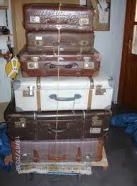 antike koffer für oldtimer in isselburg werkzeugbank