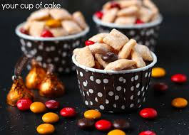 Pumpkin Spice Chex Mix by Pumpkin Puppy Chow Your Cup Of Cake