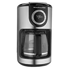 KitchenAid 12 Cup Coffee Maker KCM1202OB Target