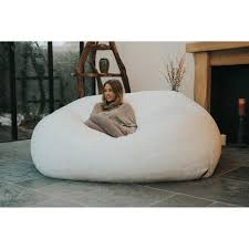 100 Furry Bean Bag Chairs For S Large Faux Fur Chair Gnomeworkspuzzles