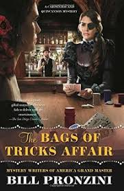 The Bags Of Tricks Affair A Carpenter And Quincannon Mystery