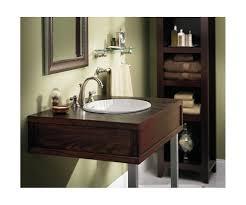 Moen Kingsley Bathroom Faucet by Faucet Com T6125bn In Brushed Nickel By Moen