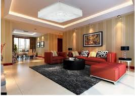 12 enticing led lighting in living room that will the show