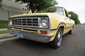 100 1972 Dodge Truck Super Banana Adventurer SE
