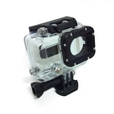 Underwater Waterproof Protective Housing Case 45M Depth Water Resistant For Gopro Hero 3 Camera Black