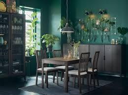 dunkle einrichtung für dein esszimmer grün esszimmer