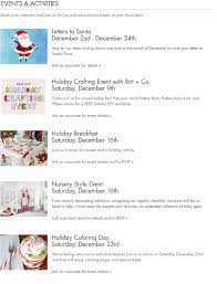 Store Events | Pottery Barn Kids Persalization Details Pottery Barn Kids Store Events 23 Best Janfebruary Emails Images On Pinterest Presidents Design Tips For Shipping Cfirmation Email Workshop Ken Fulk X Decor Fniture Impressive Office With Mesmerizing Are Rewards Certificates Worthless Mommy Points Remarkable Unique Table Best 25 Barn Fniture Ideas