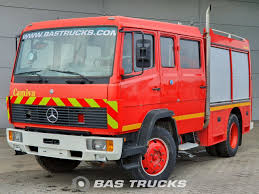 100 Red Fire Trucks For Sale At BAS Mercedes Truck 1320 4X2 031995