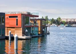 100 E Cobb Architects Lake Union Floating Home 1 G Little Construction