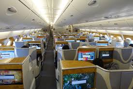 What s The Best Emirates A380 Business Class Seat e Mile at a