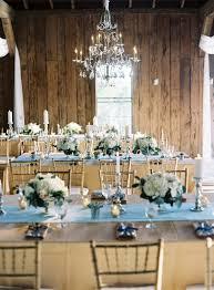 Blue And Gold Barn Wedding Elizabeth Anne Designs The