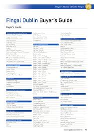 100 David James Interiors Fingal Yearbook Business Directory 20142015 By Ashville