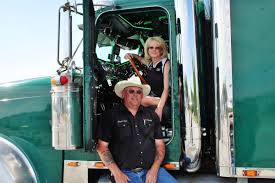 100 Knight Trucking School Snows Try To Keep Spirit Of Old School Truckers Alive