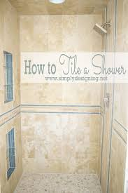 Shower Renovation Diy by Tile Showers Picmia