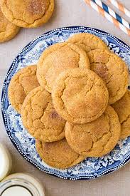 Pumpkin Spice Pudding Snickerdoodles by Pumpkin Snickerdoodles Cooking Classy