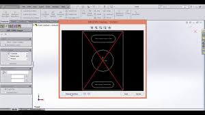 save solidworks files as dxf for cnc laser cut machine youtube