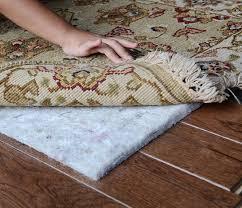 rug best rug pad for laminate floors walmart rug pads home