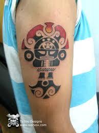 Tribal Tattoo Tumi
