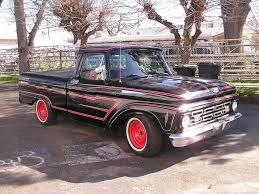 1964 Ford Hot Rod Rat Rod Pickup Truck - 5.0 Fuel Injected 302 ...