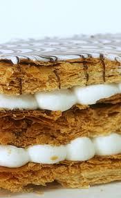 pate feuillete pour mille feuille millefeuille à la vanille ou comment utiliser les ées de pâte