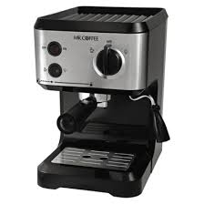 Mr CoffeeR Pump Espresso Maker Someday Ill Have This Or One Like It My Machine Is Broken And I Miss Lattes