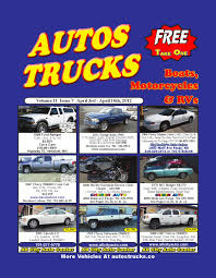 Autos & Trucks Issue 7 Vol 11 By AUTOS & TRUCKS - Issuu