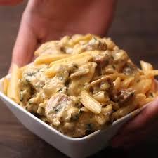cuisine cajun cajun chicken alfredo recipe by tasty