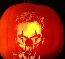 Clown Pumpkin Template by Scarypumpkin Explore Scarypumpkin On Deviantart