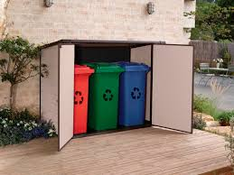 Rubbermaid Patio Storage Bins by Outdoor Closet Solutions Roselawnlutheran