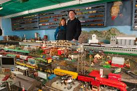 Wisconsin Life First Look: Toy Train Barn | WPT BLOG September 2012 Thriftyrambler Explore The Things To Do Green County Tourism Irm Illinois Railway Museum Vintage Transportation Weekend 2017 The Toy Train Barn Part 1 Youtube Museums World With Milwaukee Lionel Railroad Club Open House Railfaninfo Take The A Train Toy Barn Argyle Wi