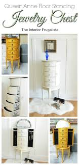 25+ Unique Jewelry Chest Ideas On Pinterest | Wooden Box Plans ... 25 Cute Travel Jewelry Box Ideas On Pinterest Jewellery Bedroom Amazing Girls White Jewelry Boxes Standing Mirror Pottery Barn Andover Tall Box Ufafokuscom Monique Lhuillier Style Guru Fashion Glitz Pebble Leather With Purple Suede Interior 3820 New Large Dresser Unique Glass Jewellery Nib Josie Mirrored Medium Interior Faedaworkscom