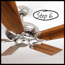 how to balance a wobbly or noisy ceiling fan two easy ways