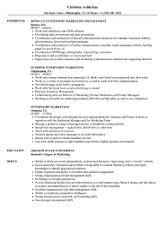 Internship, Marketing Resume Samples | Velvet Jobs Resume Sample Rumes For Internships Head Of Marketing Resume Samples And Templates Visualcv Specialist Crm Velvet Jobs How To Write A That Will Help Land Your Skills 2019 Are You Qualified Be Hired Complete Guide 20 Examples Spin For Career Change The Muse Top To List On 40 8 Essential Put On In By Real People Intern
