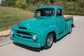 1955 International Harvester Harvester | Fast Lane Classic Cars Intertional Harvester R Series Wikipedia 1965 Pickup D1100 1968 Intertional Harvester Stepside Truck Travelall R112 T 1967 Pick Up Truck Youtube Old Parked Cars 1956 S120 1936 Ih C1 Half Ton Pickup Trucks For Sale The Linfox R190 Three 1957 Sale Near Cadillac Michigan Light Line Pickup 1953 34