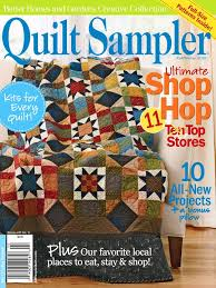 Quilt Sampler Table of Contents Fall Winter 2010