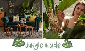 jungle inside der jungle trend für zuhause